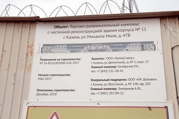 Кто обгонит «Мегу»? В Казани строится еще один гигантский торговый центр