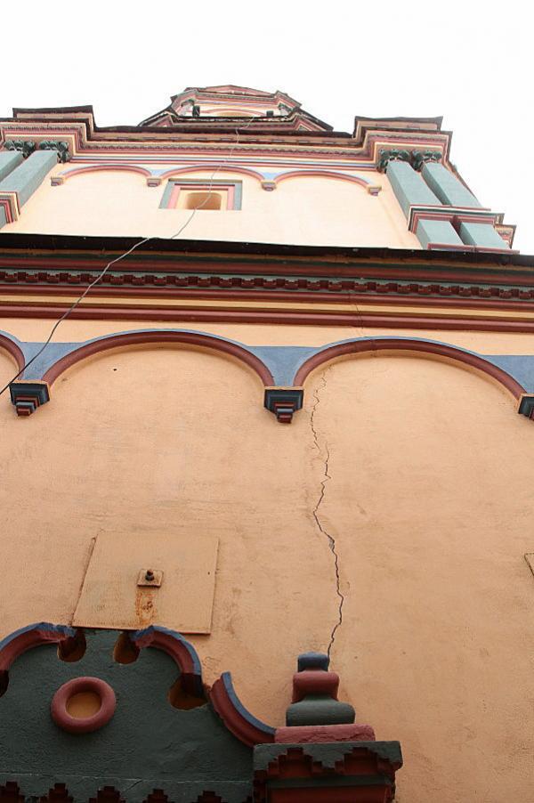img_7598-600x902 Реставрация Петропавловского собора в Казани Православие Татарстан