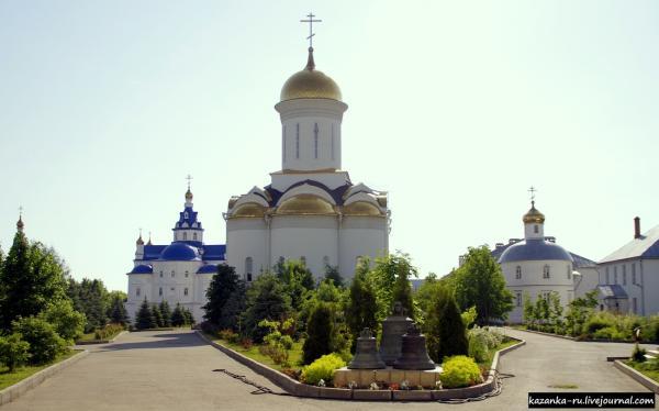 zilantov_zhenskiy-600x374 Казанские монастыри частично восстановят дореволюционный уклад Православие Татарстан