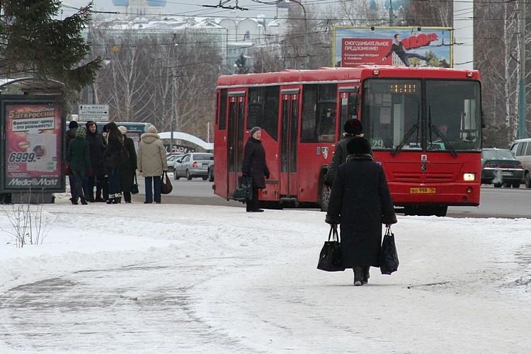29-м маршрутом автобуса.