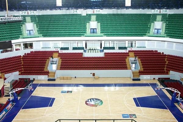 Комиссия FIBA проверитРФ наготовность кпроведениюКМ