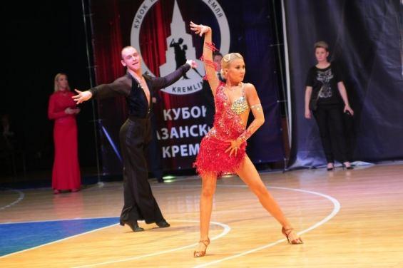 Клубы профессианальных танцев казани