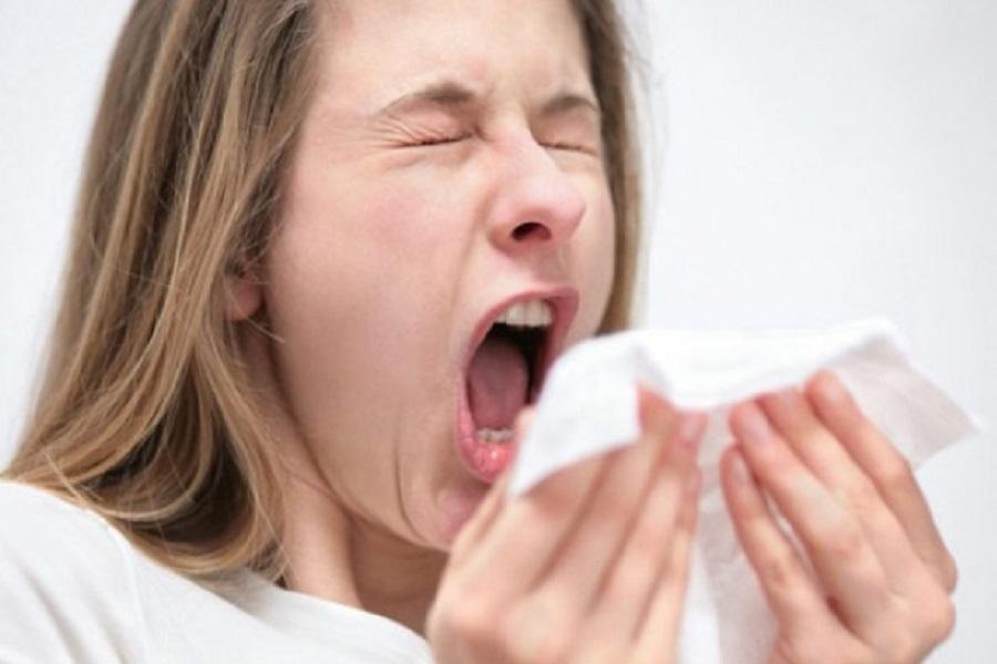 Почему во время простуды чихают