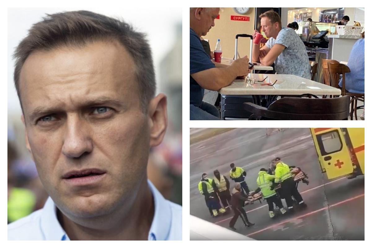 Навальный находится вГермании, как «гость канцлера»