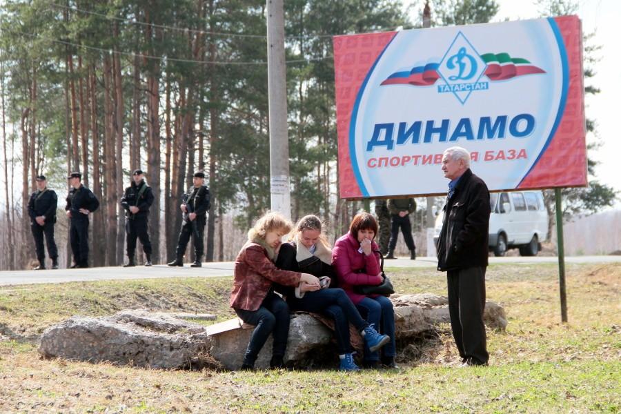 ВКазани в стрельбе наспортивной базе «Динамо» погибло трое