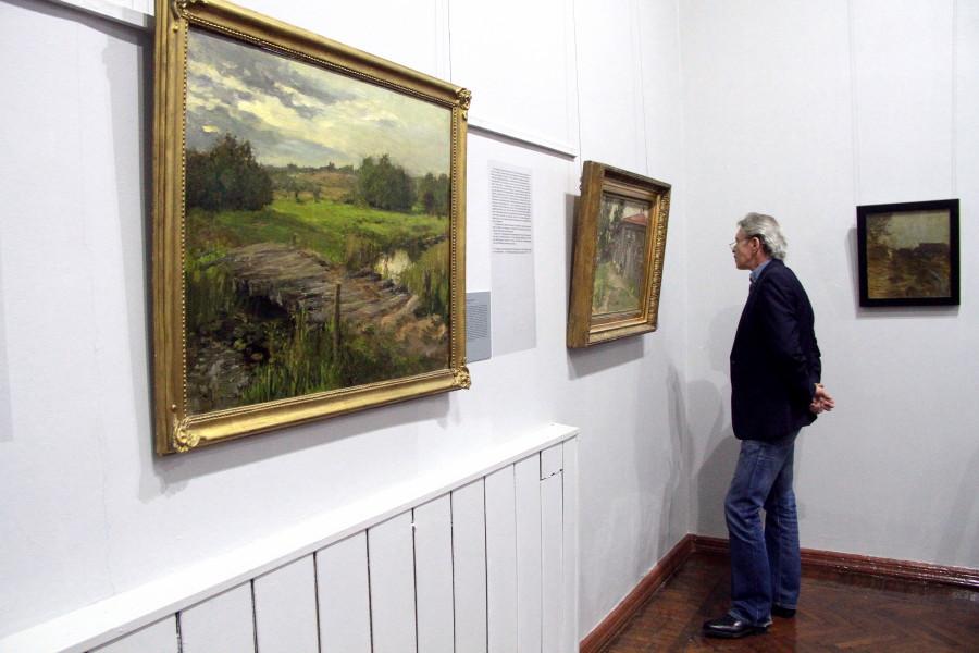 ВКазани откроется выставка полотен изсобрания Русского музея