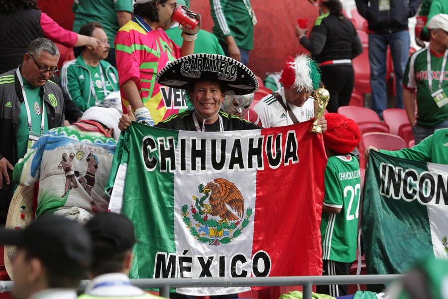 Около 34 тыс. болельщиков посетили матч Кубка конфедераций между Португалией иМексикой