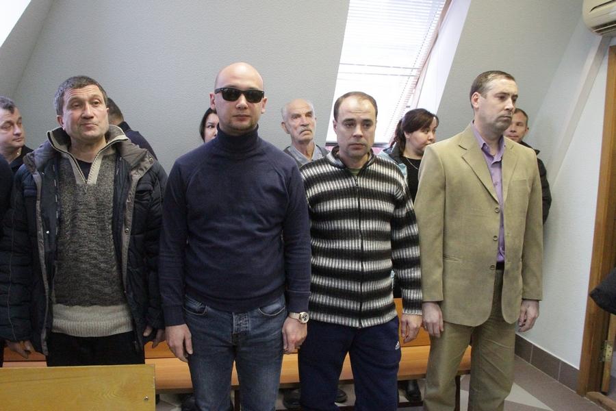 Полицейские вКазани получили условный срок запытки