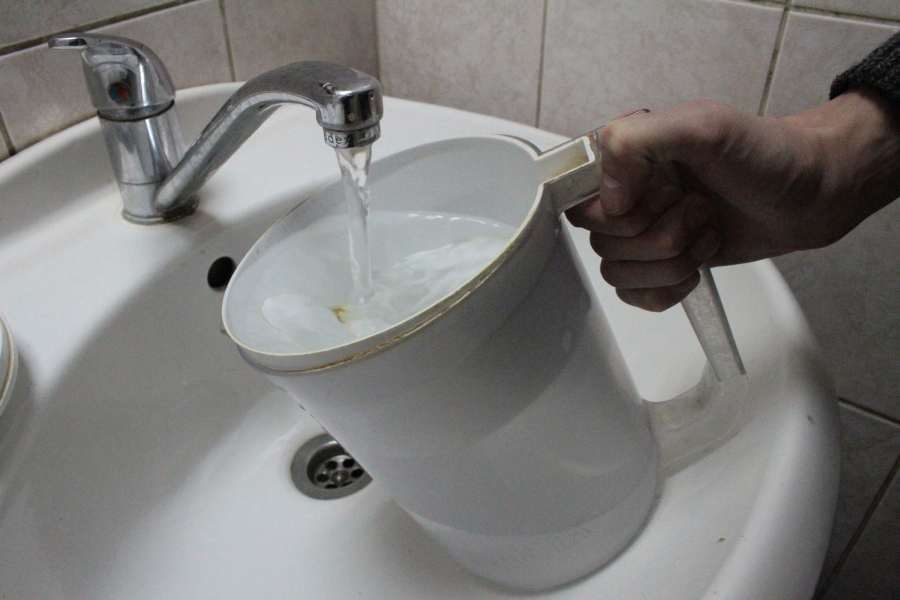 тарифы на воду на 2013 год: