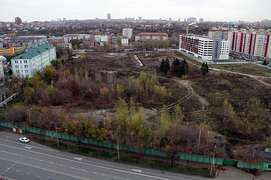Маловато будет  в центре Казани появится торговый комплекс-монстр ... 4eac036698e
