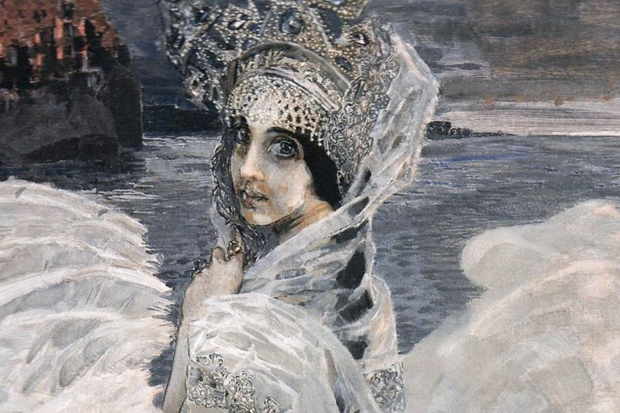 ВКазани открыли выставку шедевров изсобрания Третьяковской галереи