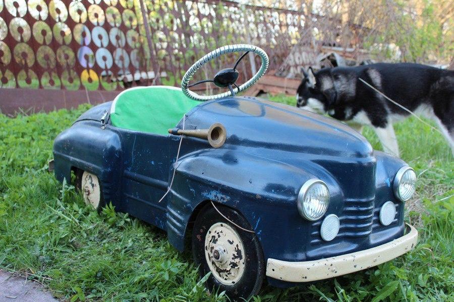 информация найти продажу старых педальных машинок в крыму крышки
