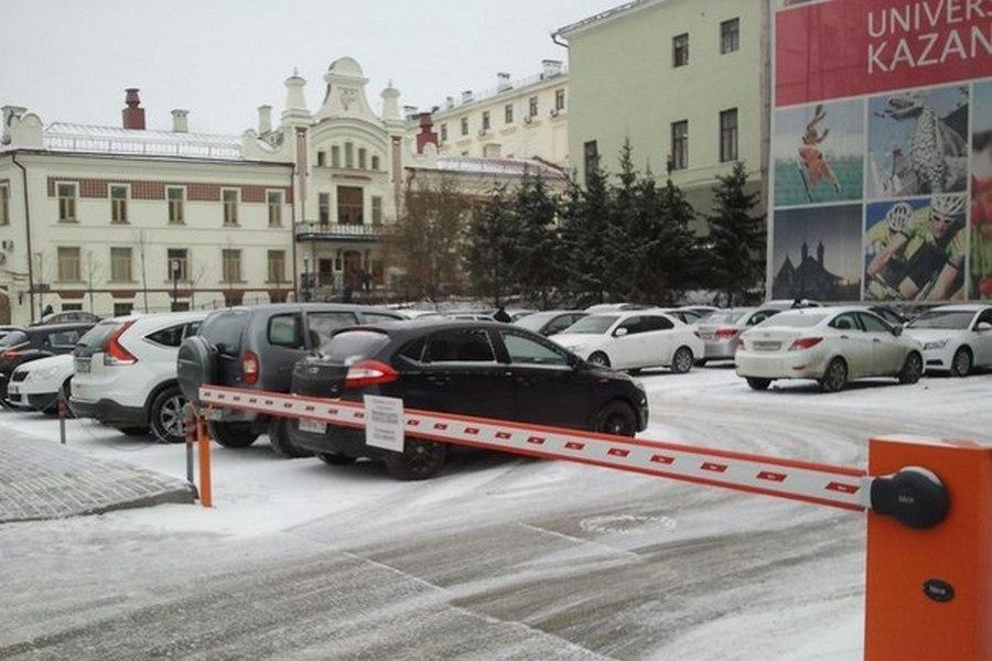 парковка под знаком въезд запрещен