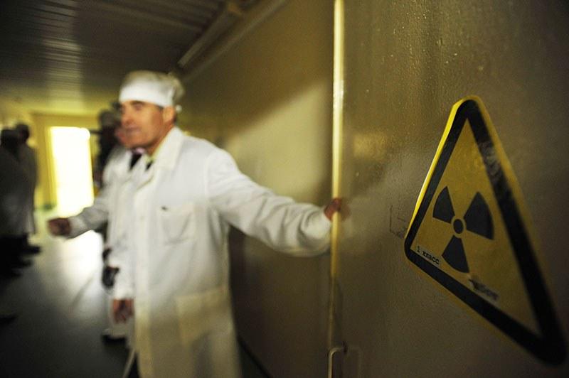 ВКазани измедцентра пропала радиоактивная игла